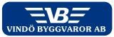 Vindö Byggvaror AB logotyp