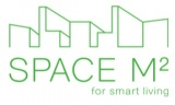 SPACE M2 For smart living AB logotyp