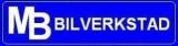 MB BILVERKSTAD HB logotyp
