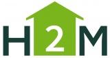 H2M Fastighetsteknik AB logotyp