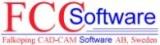Falköpings Cad-Cam Software AB logotyp