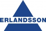 Erlandsson Bygg i Syd AB logotyp