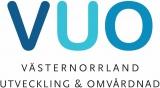 Västernorrland Utveckling & Omvårdnad logotyp