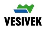 Vesivek AB logotyp