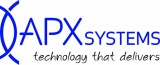 APX systems AS logotyp