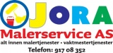Jora Malerservice AS logotyp