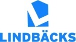Lindbäcks bygg logotyp