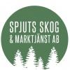 Martin Spjuts Skog & Marktjänst AB logotyp
