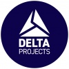 Delta Projects logotyp
