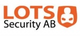 Lots security logotyp