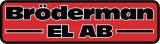Bröderman EL AB logotyp