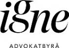 Igne Advokatbyrå logotyp
