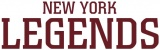 NEW YORK LEGENDS logotyp