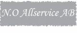 N.O Allservice AB logotyp
