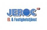 Jeroc el & fastighetstjänst ab logotyp