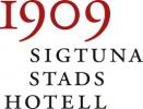 1909 Sigtuna Stadshotell logotyp