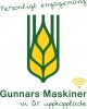 Gunnars Maskiner AB logotyp