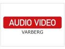 Varbergs Foto & Tv AB - Audio Video Varberg logotyp