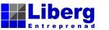 Liberg Entreprenad AB logotyp