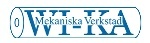 WI-KA Mekaniska verkstad logotyp