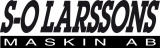 SO Larsson Maskin AB logotyp