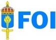 FOI, Totalförsvarets forskningsinstitut logotyp