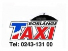 Borlänge Taxi Service AB logotyp