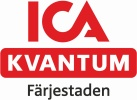ICA Kvantum Färjestaden logotyp
