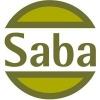 Saba Blommor AB logotyp