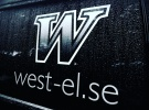 West El AB logotyp