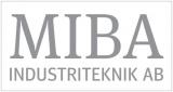 MIBA Industriteknik logotyp