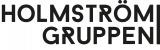 Holmströmgruppen logotyp