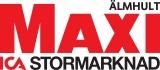 ICA MAXI Stormarknad Älmhult logotyp