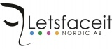Letsfaceit Nordic logotyp