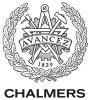 Chalmers Biologi och bioteknik logotyp