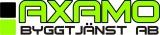 AXAMO BYGGTJÄNST AB logotyp