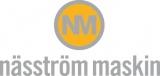Näsström Maskin AB logotyp