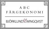 ABC Färgekonomi AB logotyp
