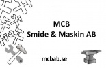 MCB Smide & Maskin AB logotyp