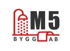 M5 BYGG AB logotyp