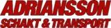 Adriansson Schakt & Transport AB logotyp