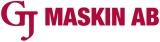 GJ MASKIN AB logotyp