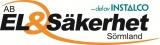 AB El & Säkerhet Sörmland logotyp