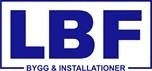 LBF Bygg & Installationer AB logotyp