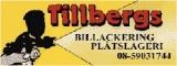 Tillbergs Billackering AB logotyp