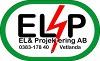 El och Projektering Vetlanda AB logotyp