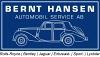Bernt Hansen Automobil Service AB logotyp