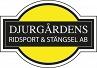 Djurgårdens Ridsport & Stängsel AB logotyp