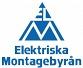 Elektriska Montagebyrån AB logotyp