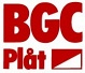 BGC Plåt logotyp